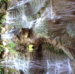 Sandals Waterfall