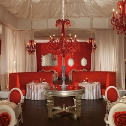 La Mercure, adult only upscale dining