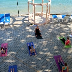 pilates at Jewel Dunns River