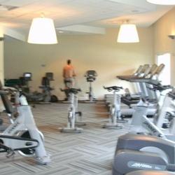 updated fitness equipment