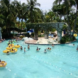 AWESOME waterpark and lazy river