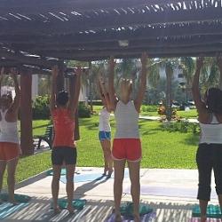 Yoga at Silversands