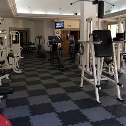 nice gym!