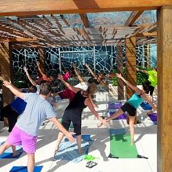 Teaching Yoga/Pilates