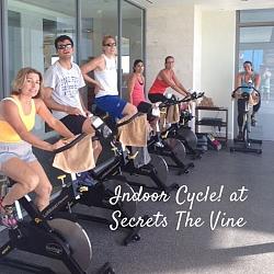 great indoor cycle studio-no clips