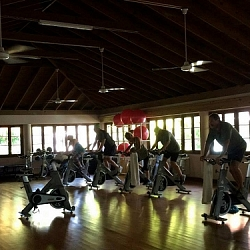9am Spin - full house!