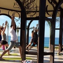 AM Yoga at the Gazebo
