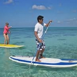 Cove beach perfect for Paddle Boarding