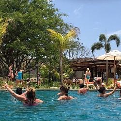 Aqua Zumba Costa Rica