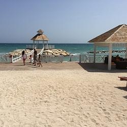 Beach & Gazebo