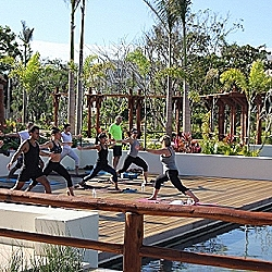 Secrets Akumal Yoga