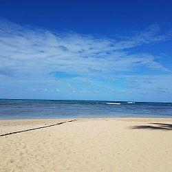 Beach at Breathless