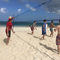 Great Sand Volleyball
