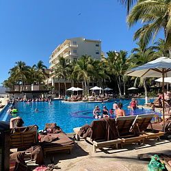 Active daytime pool