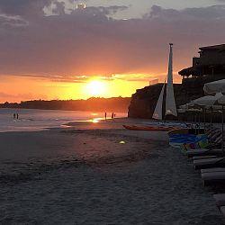 Marival sunset