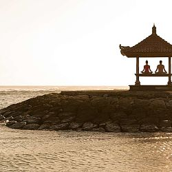Club Med Bali jetty