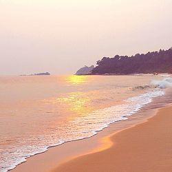 Bintan Island beach