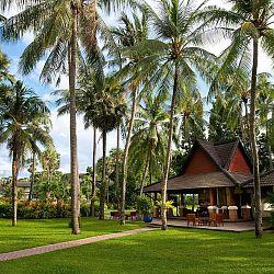 Club Med Phuket garden