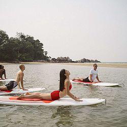 Cherating Beach SUP