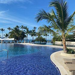 Adult pool at the Hilton La Romana